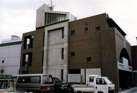 明石の医院住宅