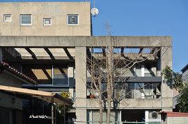 西明石の事務所住宅