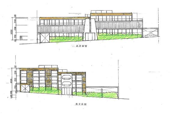 神戸の集合住宅