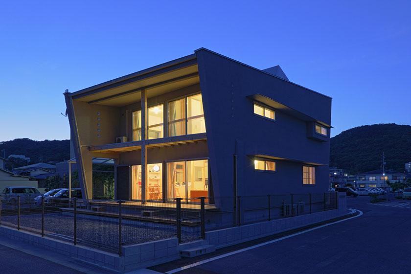 アトリエ CINQ 建築研究所|木造住宅
